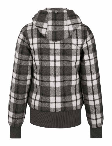 Bench Bearhunt - Chaqueta para mujer, color 619 Gris (charcoal)
