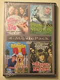 Movie 4 Pack - My Brother the Pig / The Princess Stallion / My Magic Dog / The Ransom of Red Chief
