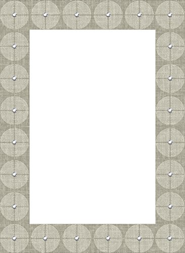 - Wall Pops WPE96687 Solitaire Jeweled Decal