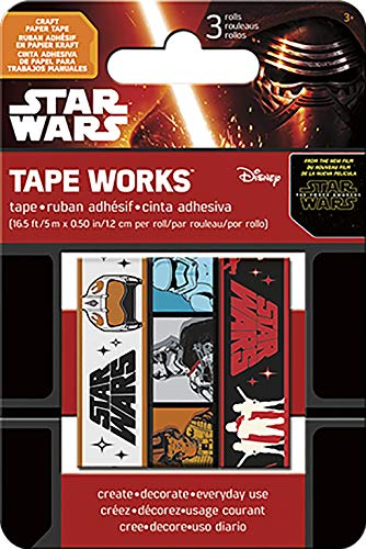 Trends International Swtfa 3 Pack Tape