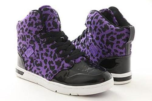 newest 432f2 33c3b Pastry, Sneaker donna, Nero (Nero/Lilla), 40: Amazon.it ...