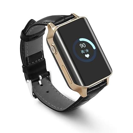 Smartwatches GPS niños Ancianos Reloj Inteligente A16 GPS WiFi SOS LBS localizar frecuencia cardíaca mergency SOS Llamada para niño Viejo A16,B