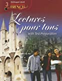 Discovering French, Nouveau!: Lectures pour tous Student Edition with Audio CD Level 3