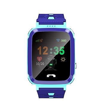 Kongqiabona Kids Smart Watch Phone smartwatches para niños con GPS ...
