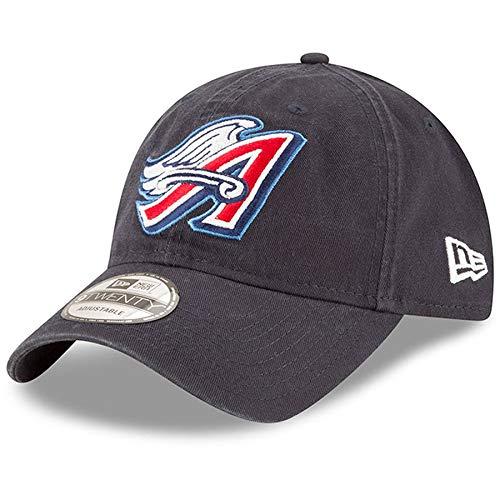 New Era 920 Los Angeles Angels Core Classic 1997 Strapback Hat (DN) MLB Cap