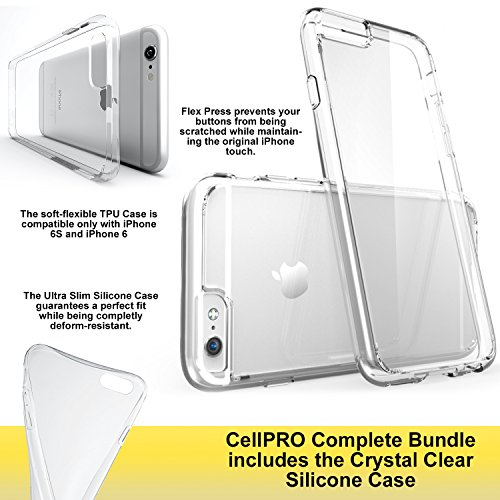 photo Wallpaper of CellPRO-CellPRO 1 Tempered Glass Screen Protector And-1x Clear Glass + 1 Silicone Case