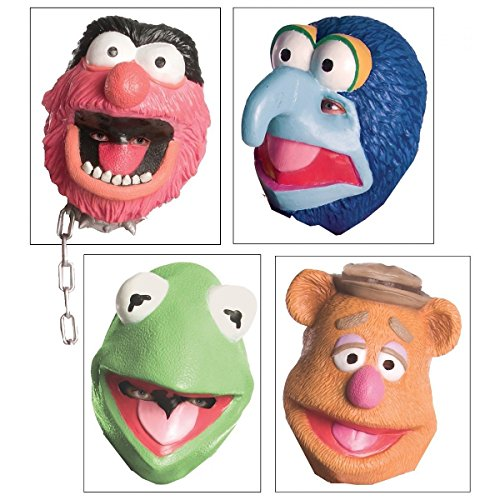 GSG The Muppets Mask Costume Accessory Adult Teen Mens The Muppets Halloween - http://coolthings.us