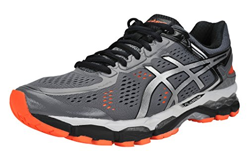 asics-mens-gel-kayano-22-running-shoe-105-dm-us-storm-silver-orange