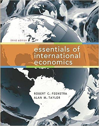 Essentials of international economics robert c feenstra alan m essentials of international economics robert c feenstra alan m taylor 9781429278515 amazon books fandeluxe Choice Image