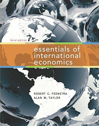 142927851X - Essentials of International Economics