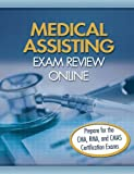 Medical Assisting Exam Review Online, Slimline Individual: Single User Version, Delmar Cengage Learning, 1401878164