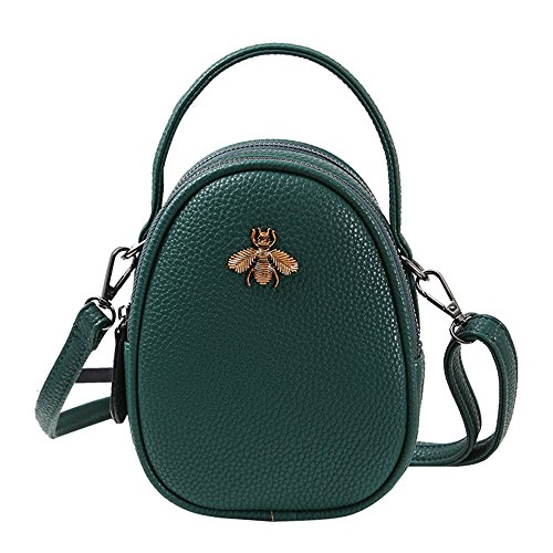d8494ace05c3 Olyphy Genuine Leather Small Shoulder Bag for Women