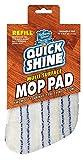 Quick Shine 1270-00025U Spray Mop Refill Pads
