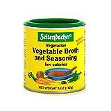 Seitenbacher Vegetable Broth And Seasonings (6x5Oz)