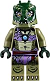 LEGO Legends of Chima Crooler Mini Figure From Cragger's Command Ship set #70006