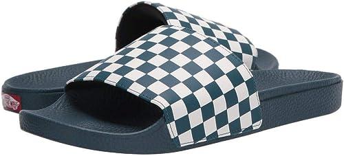 Vans Slip-On Sandals Slide Checkerboard