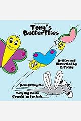 Tony's Butterflies Paperback