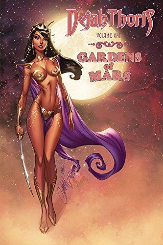 Dejah Thoris: The Gardens of Mars