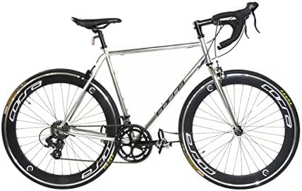 Alton Corsa R-14D 700C Deep-Dish Rim Road Bike