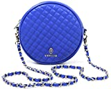 Vertigo Paris Mario Canteen Cross-body Bag - Blue