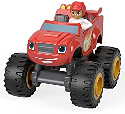 Fisher-price Nickelodeon Blaze & The Monster Machines, Blaze & Aj