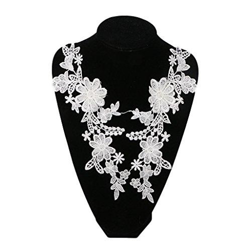 embroidered belts for wedding dresses - 5