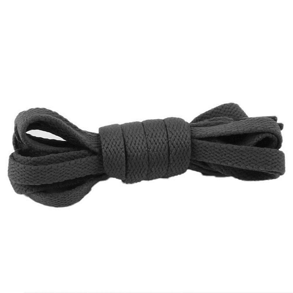 strimusimak Lacets plats pour baskets chaussures de sport/randonné e/skate-board/loisirs ou bottes Pour enfant & adulte