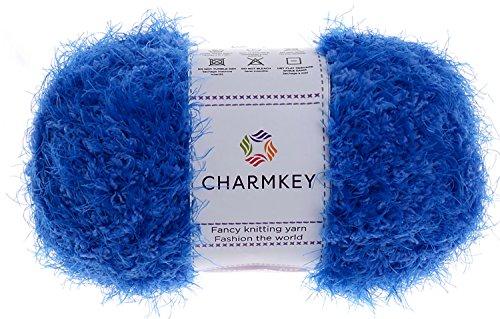 Charmkey Smooth Fur Yarn Super Soft Feeling 5