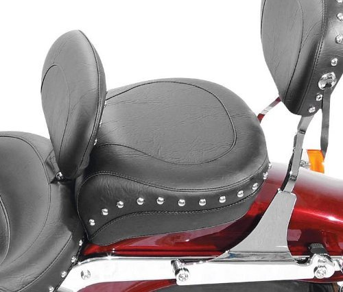 Mustang Wide Touring Studded Recessed Rear Seat 79486 (Wide Touring 07 Body)