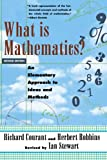 What Is Mathematics? An Elementary Approach to Ideas and Methods