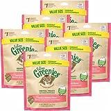 S&m Nutec Llc 6PACK Greenies Feline Dental Treats Savory Salmon Flavor (33 oz)