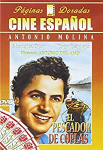 El Pescador De Coplas [DVD]