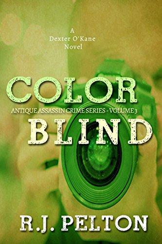 Color Blind (Antique Assassin Crime Series Book 3) - Kindle edition ...