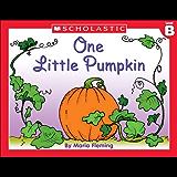 Little Leveled Readers: One Little Pumpkin (Level B) (Little Leveled Readers: Level B)
