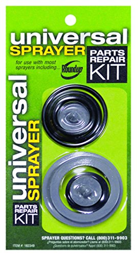 rsal Lawn and Garden Sprayer Repair Kit with O-Rings, Seals and Gaskets (Sprayer Repair Kit)