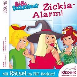 Zickia-Alarm! (Bibi Blocksberg)