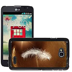 Super Stella Slim PC Hard Case Cover Skin Armor Shell Protection // M00106087 Spring Slightly Weightless Airy // LG Optimus L70 MS323