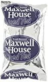 Maxwell House Iced Tea, 4-Ounce Filter Paks (Pack of 24)