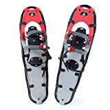 Hewolf Snow Shoes with Adjustable Ratchet