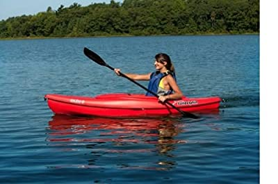 Sun Dolphin Aruba sit-in Kayak, 8-Feet