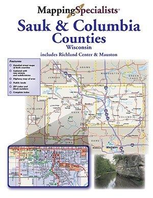 Sauk and Columbia Counties (WI) Street - Dells Wisconsin Baraboo