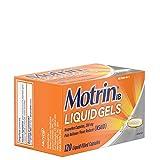 Motrin IB Liquid Gels, Ibuprofen