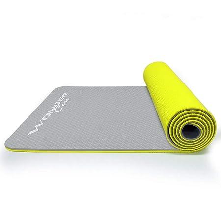 LINrxl Colchonetas de Yoga for Principiantes Movimiento ...
