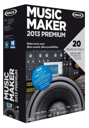 MAGIX Music Maker 2013 - Magix Maker Music 2013