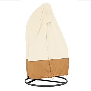 Bloomerang Outdoor Waterpoof Uv Oxford Cover Hanging Swing Chair Dust Proof Prot
