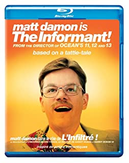 The Informant! / L'infiltré ! (Bilingual) [Blu-ray] (B00330WP7K) | Amazon price tracker / tracking, Amazon price history charts, Amazon price watches, Amazon price drop alerts
