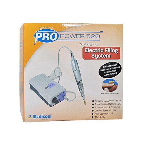 (Medicool 520 Professional Electric Nail Filing)