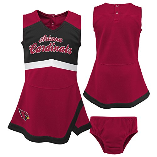 047a074a7 Amazon.com   NFL Baby-Girls Infant Cheer Captain Jumper Dress   Sports    Outdoors