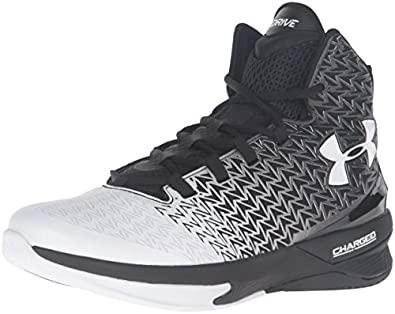 Amazon.com | Under Armour Men's UA ClutchFit Drive 3 Basketball ...