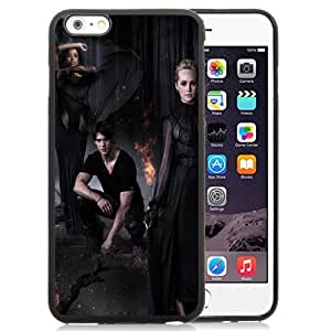 NEW Unique Custom Designed iPhone 6 Plus 5.5 Inch Phone Case With Vampire Diaries Jeremy Bonnie_Black Phone Case wangjiang maoyi by lolosakes